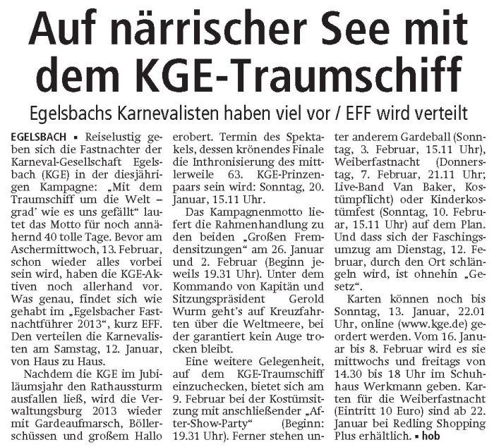 KGE-Artikel LZ 09-01-2013